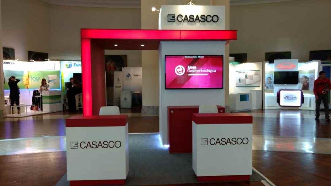 STAND CASASCO