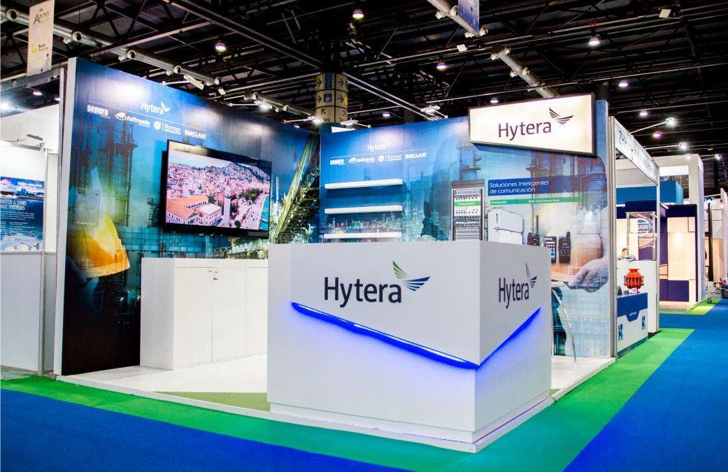 STAND HYTERA – AOG